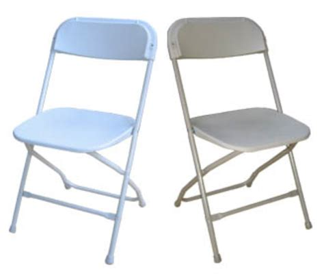 chairs plastic folding chairs av rental