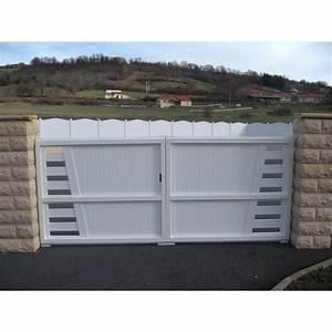 Portail 3 50m : portail pvc ~ Premium-room.com Idées de Décoration