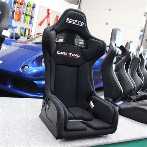 Sparco F200 Racing Office Chair by Image Gallery Sparco Seats