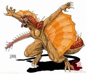 Godzilla Neo - VARAN by KaijuSamurai on DeviantArt