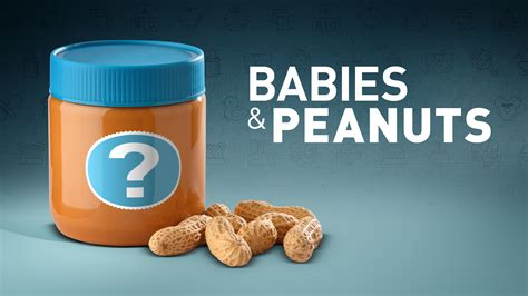 Feeding Infants Peanut Butter Could Prevent Allergies