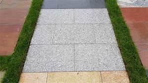 Terrasse Mit Granitplatten : granitplatten terrassenplatten g nstiger ab hamurg kaufen ~ Sanjose-hotels-ca.com Haus und Dekorationen