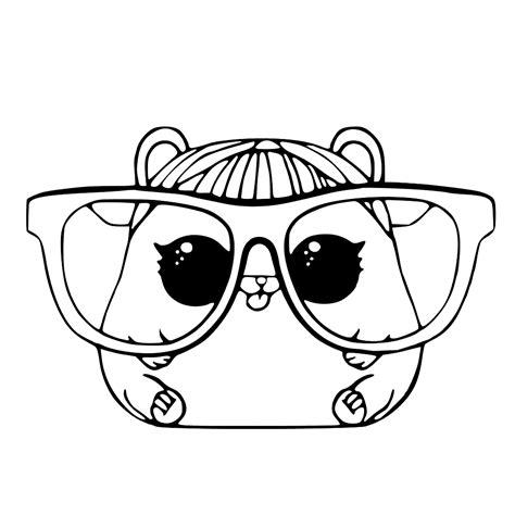 Kleurplaat Lol Unicorn by Leuk Voor Cherry Hamster