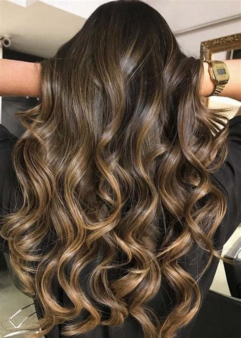 amazing milk chocolate caramel cream hairstyles hair