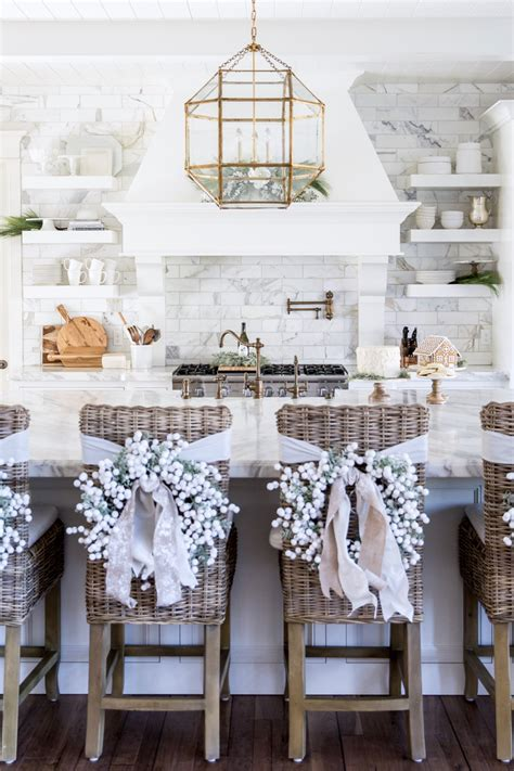 winter white holiday red christmas decor themes rachel parcell