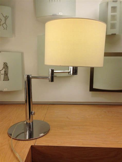 table lamps for bedrooms bedroom table lamps chrome white ebay 17454 | s l1000