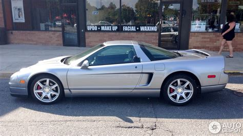 acura nsx t 2002 2005 10 september 2015 autogespot