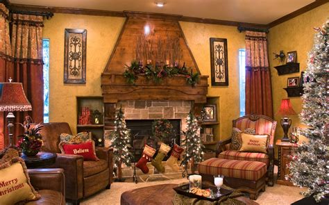 Primitive Living Rooms Decor by Staggering Coastal Christmas Stockings Decorating Ideas