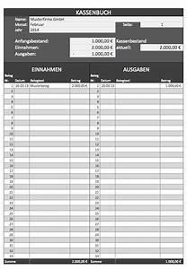 1 Und 1 Rechnung : kassenbuch vorlagen gratis f r microsoft excel und als pdf ~ Themetempest.com Abrechnung