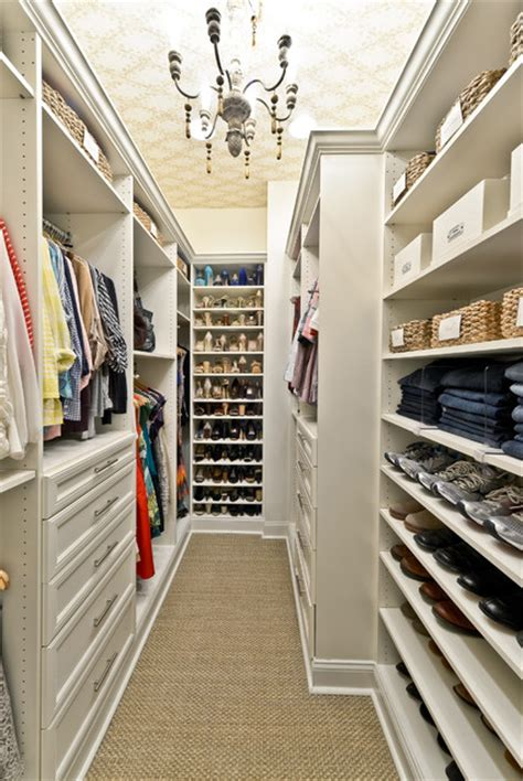 Built In Closet Organization  Organized Living Classica