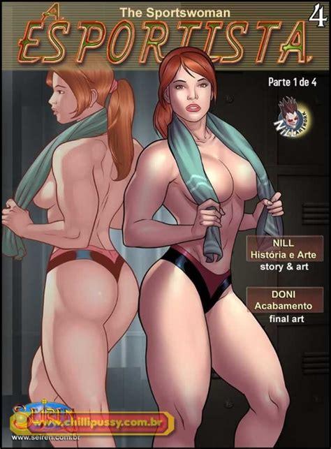 A Esportista 4 Part1 Quadrinhos Eróticos