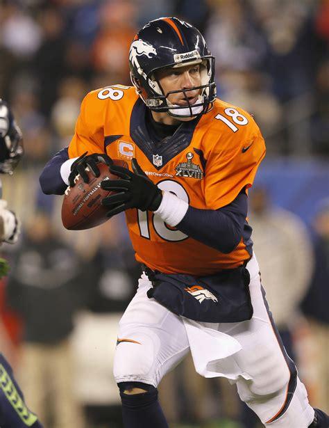 Peyton Manning Peyton Manning Photos Super Bowl Xlviii