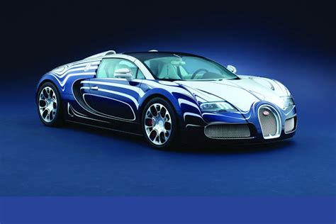 Where Is Bugatti Manufactured by Inspired Magazines Bugatti Veyron Grand Sport L Or Blanc