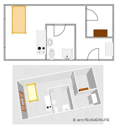 achat chambre etudiant dessiner le plan optimum d 39 un studio ou d 39 un t1