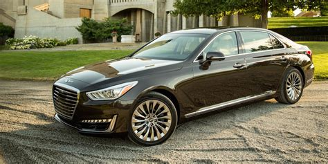 2017 Genesis G90 Best Buy Review  Consumer Guide Auto