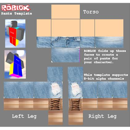 roblox jeans template basics   roblox jeans youtube