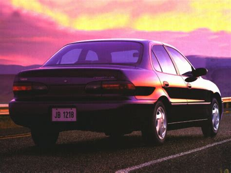 how to work on cars 1997 geo prizm user handbook 1997 geo prizm overview cars com