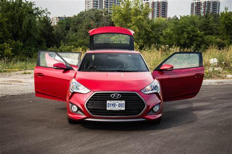 hyundai veloster doors review 2016 hyundai veloster turbo canadian auto review