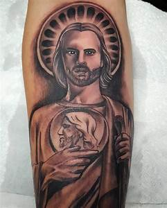 San Judas Tadeo Tattoo Tattoo Ideas