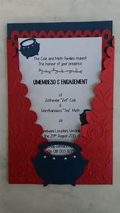 traditional zulu invitation copyright creative flair With xhosa wedding invitations