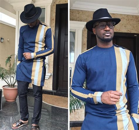 Peter Okoye Banky W Jidenna Lolu Others Flaunt Latest