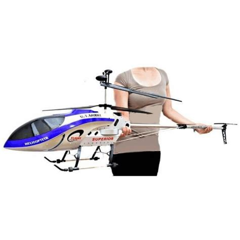 gt model superior qs8008 helicopt 232 re rc g 233 ant 168cm 3 5