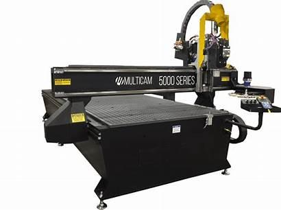 Cnc Router Multicam Machinery Fabrication Series Machine