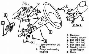 1985 Chevy Truck Steering Column Diagram Pictures To Pin On Pinterest