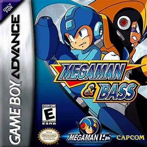 Megaman U0026 Bass Uvenom Rom