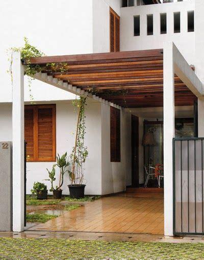 desain gambar  harga kanopi rumah minimalis terbaru