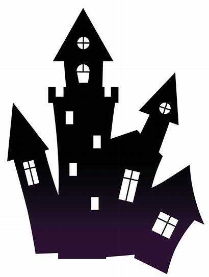 Haunted Clipart Scary Halloween Transparent Yopriceville Previous