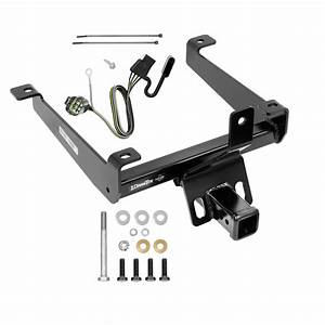 Trailer Tow Hitch For 14  Wiring Harness Kit