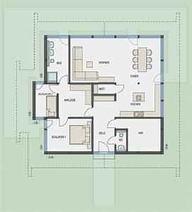 Haus Raumaufteilung Beispiele : huf house bungalow huf haus architektur grundrisse ~ Lizthompson.info Haus und Dekorationen