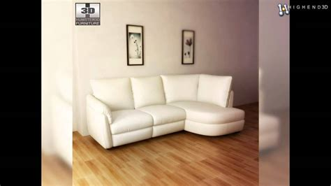 Ikea Alvros Sofa 3d Model From Creativecrash.com