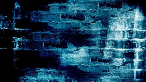 brick wallpaper blue hd desktop wallpapers  hd