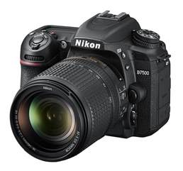Nikon D7500 Announced, Priced $1,246.95, Available for Pre ...