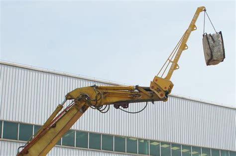 excavator jib