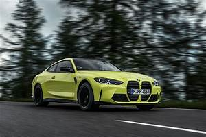 The 2021 Bmw M3 And M4 Officially Revealed With A Manual