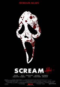 Scream 5 - Poster 1 by Ghostface2000 on DeviantArt