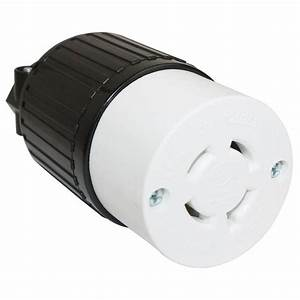 Superior Electric Yga028f Twist Lock Electrical Receptacle