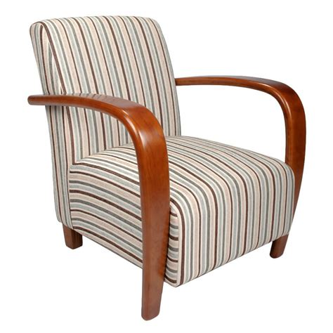 Next Armchair Sale by Restmore Stripe Armchair Next Day Delivery Restmore