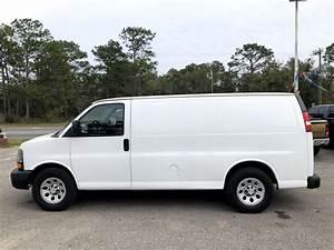 Buy Here Pay Here 2010 Chevrolet Express Cargo Van Rwd