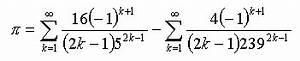 Zahl Pi Berechnen : mathematik berechnungen mit hoher stellenzahl ~ Themetempest.com Abrechnung