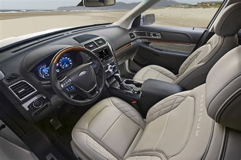 2016 Ford Explorer Platinum Change And Price