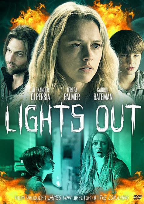 lights out cover lights out 2016 dvd planet store