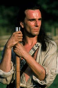 Daniel Day Lewis in Last of the Mohicans | That's ...