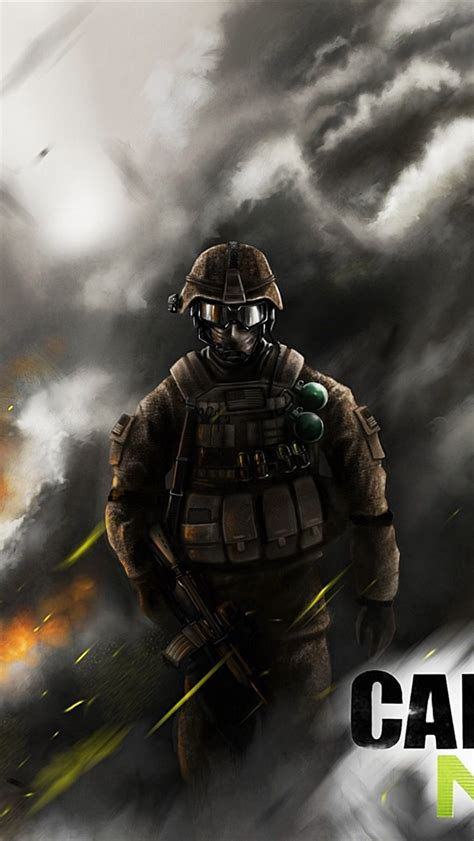 duty call warfare pc modern game wallpapers iphone hd 5s 5c se 6s