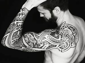 The 25+ best ideas about Viking Tattoo Sleeve on Pinterest ...