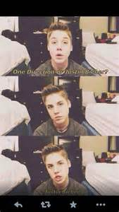 Justin Bieber and Matt Espinosa