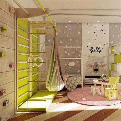 fantastic childs room designs ideas  blue yellow tones home design chambre enfant
